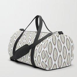 Vintage geometric pattern art Deco Duffle Bag