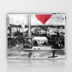 I love Washington Laptop & iPad Skin