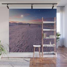 Moon gazers Wall Mural