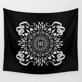 Witch, Please Wall Tapestry