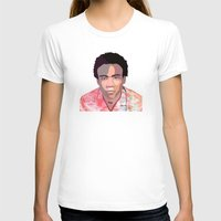 childish gambino T-shirts featuring Childish by Grace Teaney Art