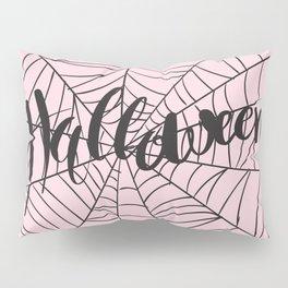 pink halloween Pillow Sham