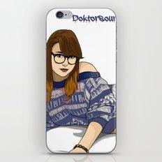 Jasmine iPhone & iPod Skin