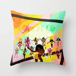 Soca or Die - Lucy Throw Pillow
