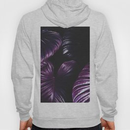 Vibrant Tropical Leaves Hoody