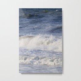 virginia beach ocean 6 Metal Print