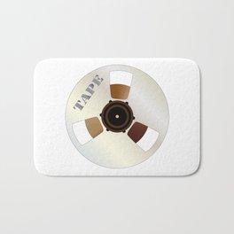 Tape Spool Bath Mat