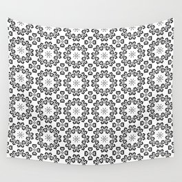 Flower ornament 19 Wall Tapestry