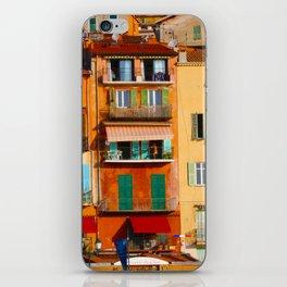Monaco iPhone Skin