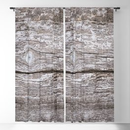 Piece of Driftwood #decor #society6 #buyart Blackout Curtain