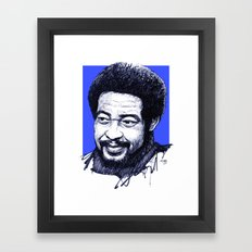 Bill Withers Framed Art Print