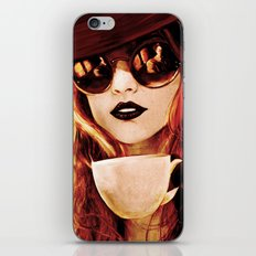 Comfortable Silences - in color iPhone & iPod Skin