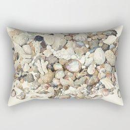 Sea shore Eilat Rectangular Pillow