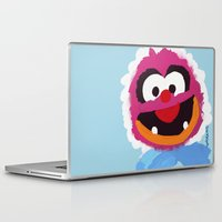 muppets Laptop & iPad Skins featuring Animal Muppets Babies by Roe Mesquita