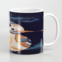 Droid art Coffee Mug