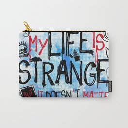 My life is strange! Carry-All Pouch