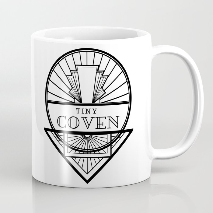 Art Deco 2 Coffee Mug By Tinycoven Society6