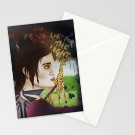 Last Of Us Stationery Cards