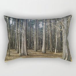 Old Souls Rooted In Beauty Rectangular Pillow