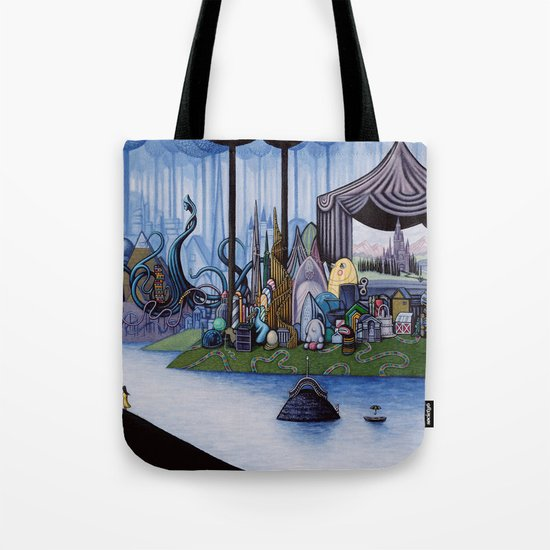 The Golden Mean Tote Bag