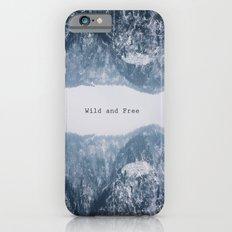 Wild and Free iPhone 6s Slim Case