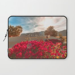 Palm Springs Sign Laptop Sleeve