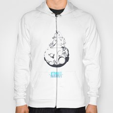 Astronaut on the moon. Hoody