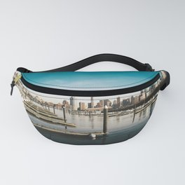 Silent City View - NYC Fanny Pack