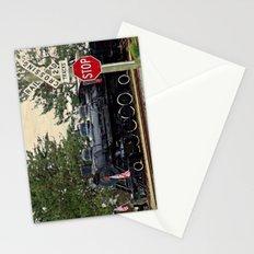 Girabaldi Train Stationery Cards