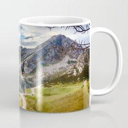 The Lakes of Covadonga, Enol Coffee Mug
