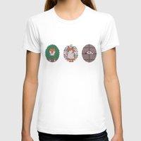 shiba inu T-shirts featuring Inu by Corinna Schlachter