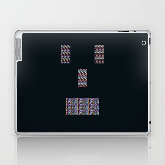 Mister Roboto Laptop & iPad Skin