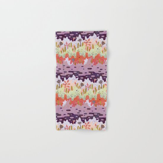 Crystal Forest Hand & Bath Towel