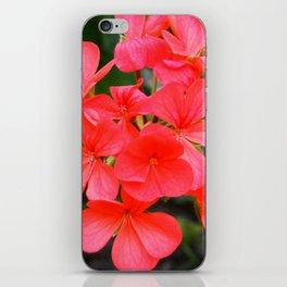 Blossom pattern iPhone Skin