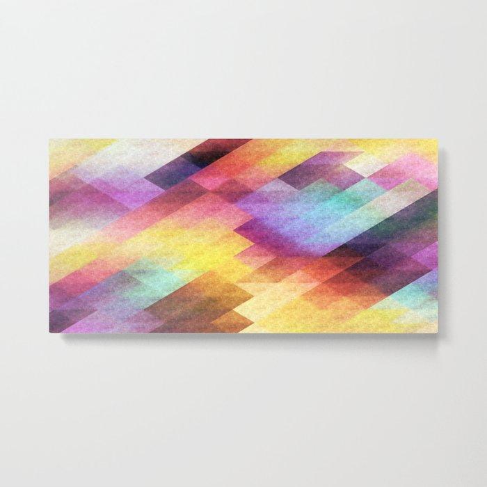 Pattern 8 Metal Print