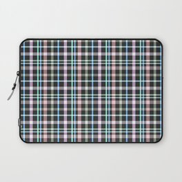 A simple checkered pattern . Laptop Sleeve