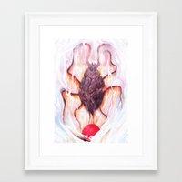 bug Framed Art Prints featuring Bug by DockalGanger