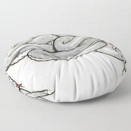 Brainsnake Floor Pillow
