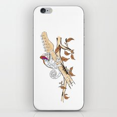 Envy - The Chameleon of Rock iPhone & iPod Skin