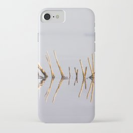 Sunny Twigs iPhone Case
