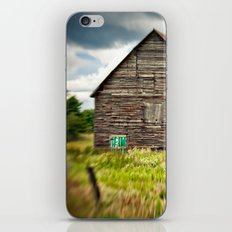 The Farm iPhone & iPod Skin