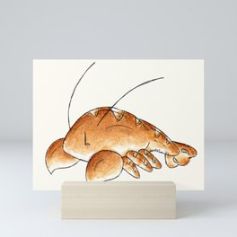 Lobster Roll Mini Art Print