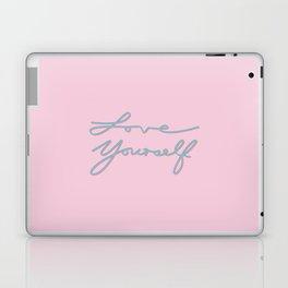 LOVE YOURSELF Laptop & iPad Skin
