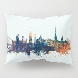 Newcastle England Skyline Pillow Sham
