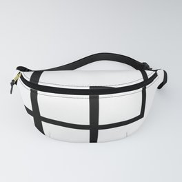 Count the Rectangles Fanny Pack