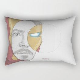 circlefaces Rectangular Pillow