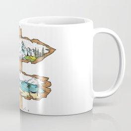 Pathways Coffee Mug