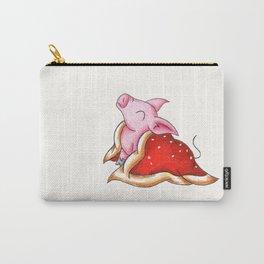 Impatient Piggy Carry-All Pouch