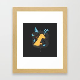 Listen to Nature Framed Art Print
