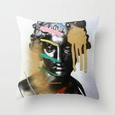 Composition 527 Throw Pillow